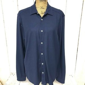 Tommy Bahama Button Down Long Sleeve Shirt M